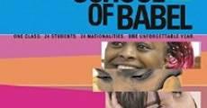 Película La cour de Babel