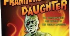 Filme completo A Filha de Frankenstein