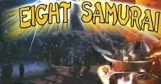 Película La leyenda de los ocho samuráis