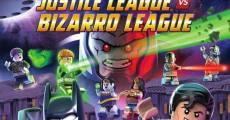 Película La Liga de la Justicia contra la Liga de Bizarro