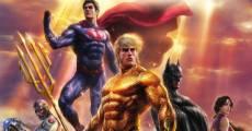 La liga de la justicia: El trono de Atlantis streaming