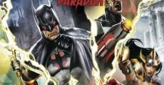 Filme completo Justice League: The Flashpoint Paradox
