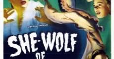 Película La loba humana