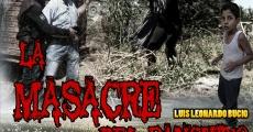 Película La masacre del ranchito