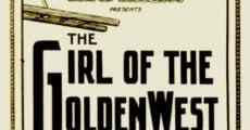 Ver película La muchacha del dorado Oeste