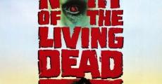 Película La noche de los muertos vivientes