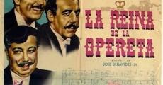 Película La reina de la opereta