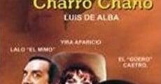 Película La riata del charro Chano