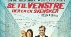 Se til venstre, der er en Svensker streaming