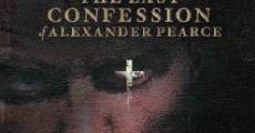 Filme completo The last confession of Alexander Pearce