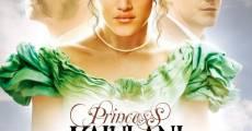 Película La última princesa de Hawái