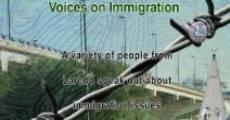 Película Laredoans Speak: Voices on Immigration