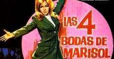 Película Las 4 bodas de Marisol