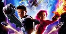 Les aventures de Sharkboy et Lavagirl streaming