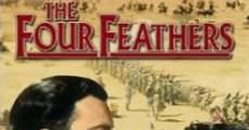 The Four Feathers film complet