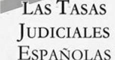 Las tasas judiciales españolas (2014)