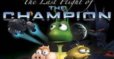 Película Last Flight of the Champion