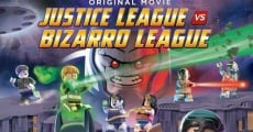 LEGO DC Comics Super Heroes: Justice League vs. Bizarro League streaming
