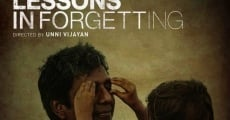 Película Lessons in Forgetting