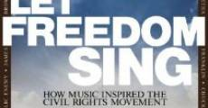 Filme completo Let Freedom Sing: How Music Inspired the Civil Rights Movement