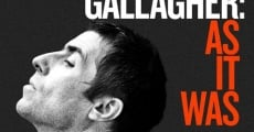 Filme completo Liam Gallagher: As It Was