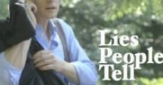 Película Lies People Tell