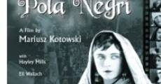 Película Life Is a Dream in Cinema: Pola Negri