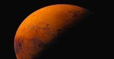 Película La vida en Marte