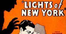 Filme completo Lights of New York