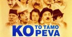 Filme completo Ko to tamo peva