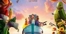 Cloudy 2: Revenge of the Leftovers film complet