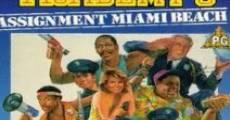Filme completo Loucademia de Polícia 5 - Missão Miami Beach