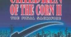 Grano rosso sangue II: Sacrificio finale