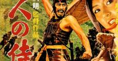 Filme completo Os Sete Samurais