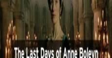 Ver película Los últimos días de Ana Bolena