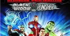 Marvel's Avengers Confidential: Black Widow & Punisher (2014) stream
