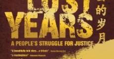Lost Years (2011) stream