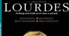 Película Lourdes