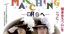 Película Marching -Asu e-