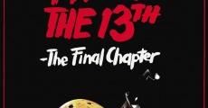 Vendredi 13: Chapitre final streaming