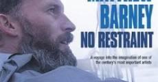 Ver película Matthew Barney: No Restraint