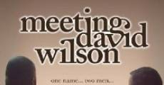 Película Meeting David Wilson