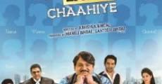Película Meinu Ek Ladki Chaahiye