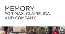 Memory for Max, Claire, Ida and Company (2005) stream