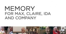 Película Memory for Max, Claire, Ida and Company