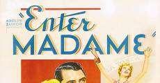 Filme completo Entrez Madame