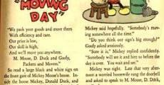 Ver película Mickey Mouse: Día de mudanza