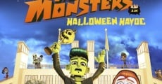 Película Mighty Mighty Monsters in Halloween Havoc