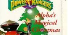 Película Mighty Morphin Power Rangers: Alpha's Magical Christmas