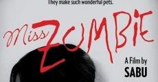 Película Miss Zombie
